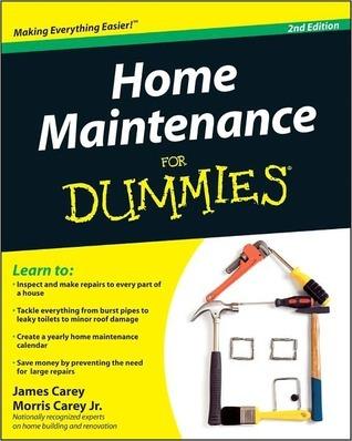 Home Maintenance for Dummies