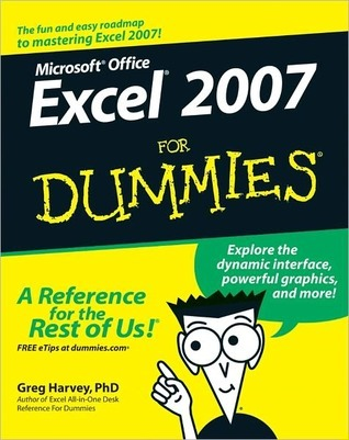 Microsoft Office Excel For Dummies
