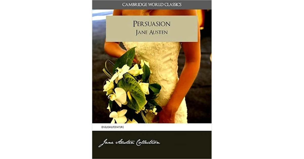 a literary analysis of persuasion by jane austen