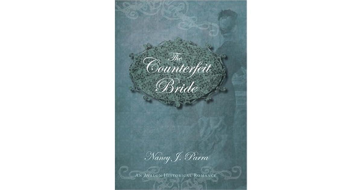 The Counterfeit Bride (Avalon Romance)