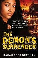 The Demon's Surrender (The Demon's Lexicon, #3)