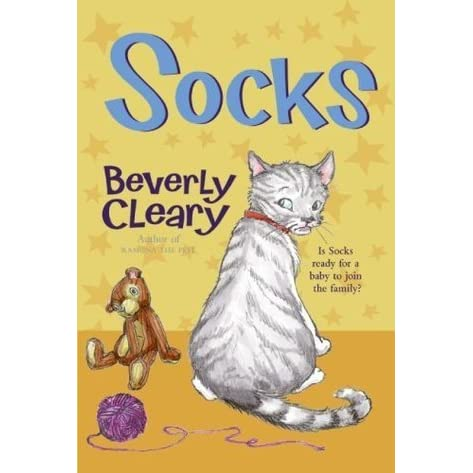 - Socks By Beverly Cleary — Reviews, Discussion, Bookclubs, Lists
