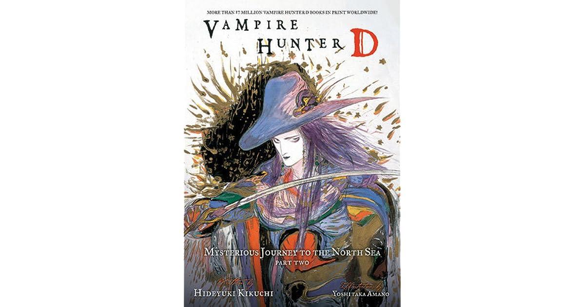 Vampire Hunter D Volume 08 Mysterious Journey To The North Sea Part Two By Hideyuki Kikuchi