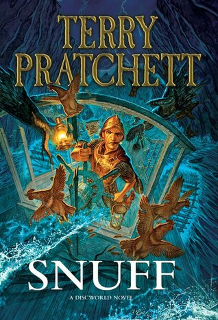 Snuff (Discworld, #39; City Watch #8)
