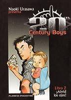 20th Century Boys, Libro 2: ¡Abrid los ojos! (20th Century Boys, #2)