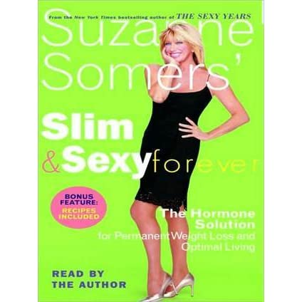 Sexy Forever: Suzanne Somers