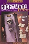 Locker 13 (The Nightmare Room, #2)