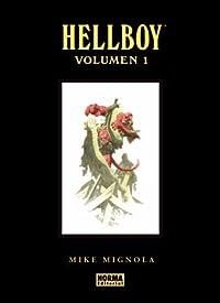 Hellboy Integral, Volumen 1: Hellboy: Despierta al Demonio, Semilla de destrucción, El ataúd encadenado, La mano derecha del destino