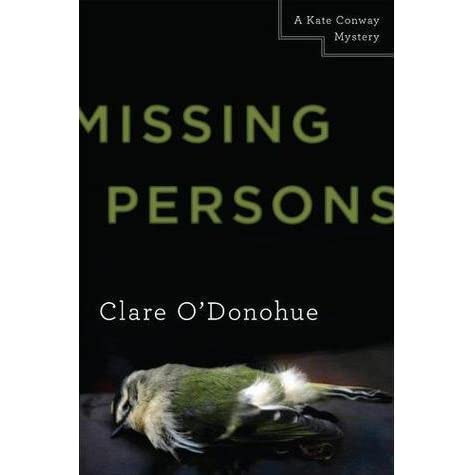 Missing Persons Kate Conway Mysteries 1 By Clare O