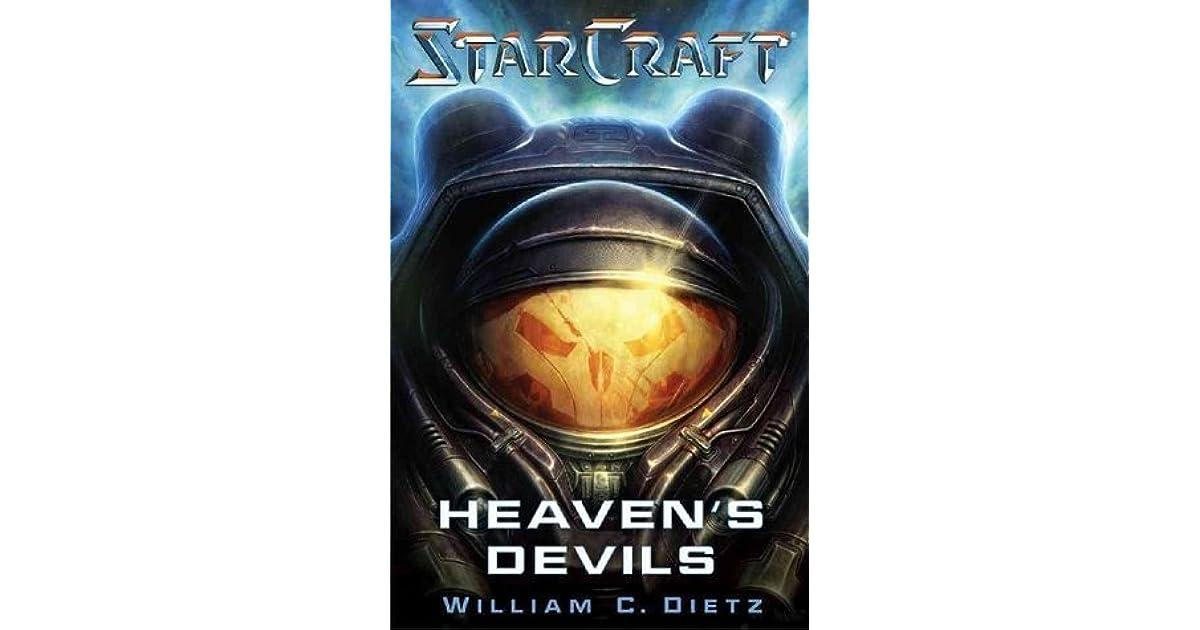 6383918. UY630 SR1200,630  - Heaven's Devils (StarCraft II, #1)