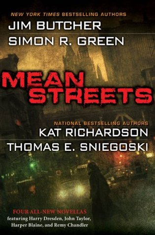 Mean Streets by Jim Butcher