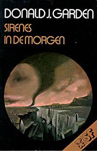 Cover Sirenes in de morgen - Donald J. Garden