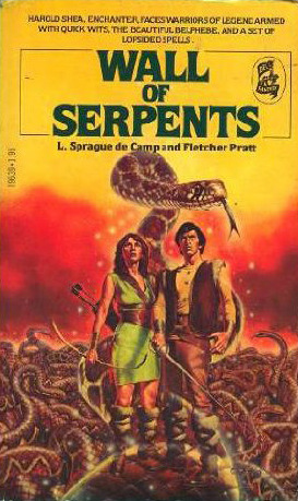 Wall Of Serpents