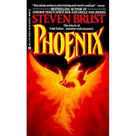 Download Phoenix Vlad Taltos 5 By Steven Brust