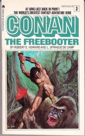 Conan The Freebooter (Conan, #3)