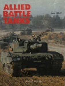 Allied Battle Tanks (Europa Militaria No. 4)