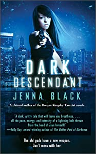 Dark Descendant (Nikki Glass, #1)
