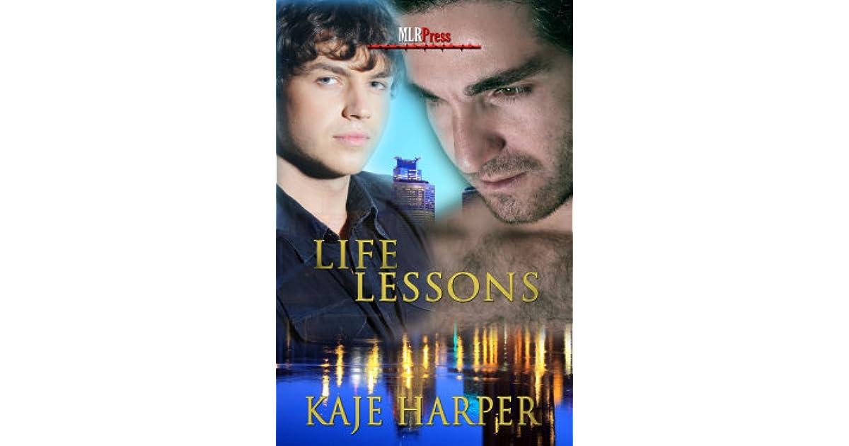 Life lessons kaje harper goodreads giveaways