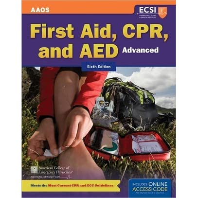 Advanced first aid cpr and aed by american academy of advanced first aid cpr and aed by american academy of orthopaedic surgeons fandeluxe Images
