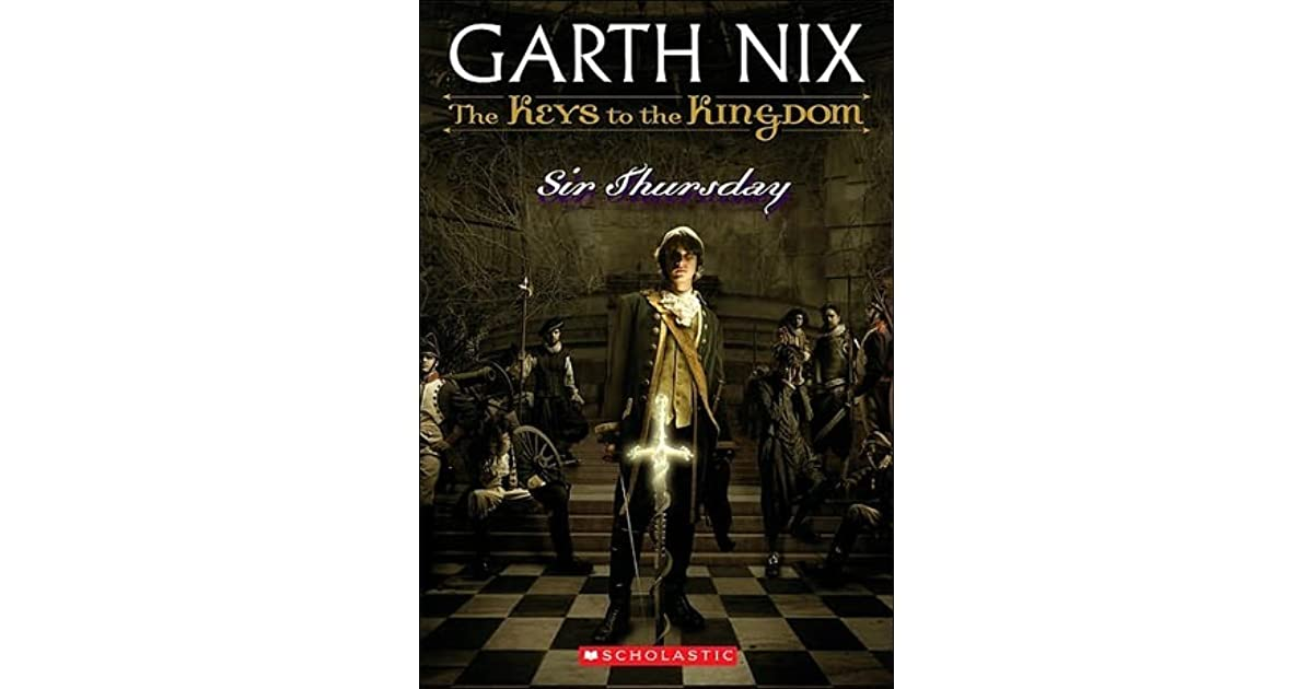 sir thursday nix garth