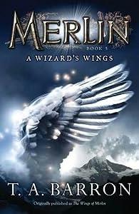 A Wizard's Wings (Merlin #5)