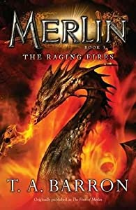 The Raging Fires (Merlin #3)