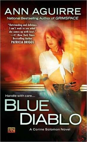 Blue Diablo (Corine Solomon, #1)