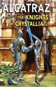 Alcatraz Versus the Knights of Crystallia (Alcatraz, #3)