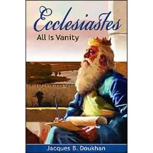 Essay book ecclesiastes