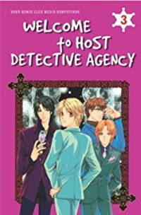 Welcome to Host Detective Agency Vol. 3