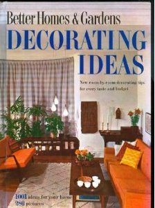 Better Homes decorating ideas