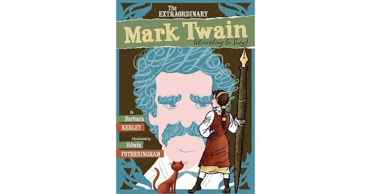 my papa mark twain by susy clemens