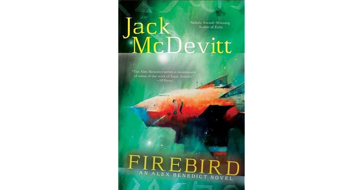 Firebird Alex Benedict 6 By Jack Mcdevitt