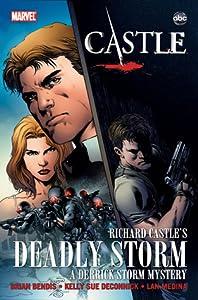 Deadly Storm (Derrick Storm Graphic Novels, #1)