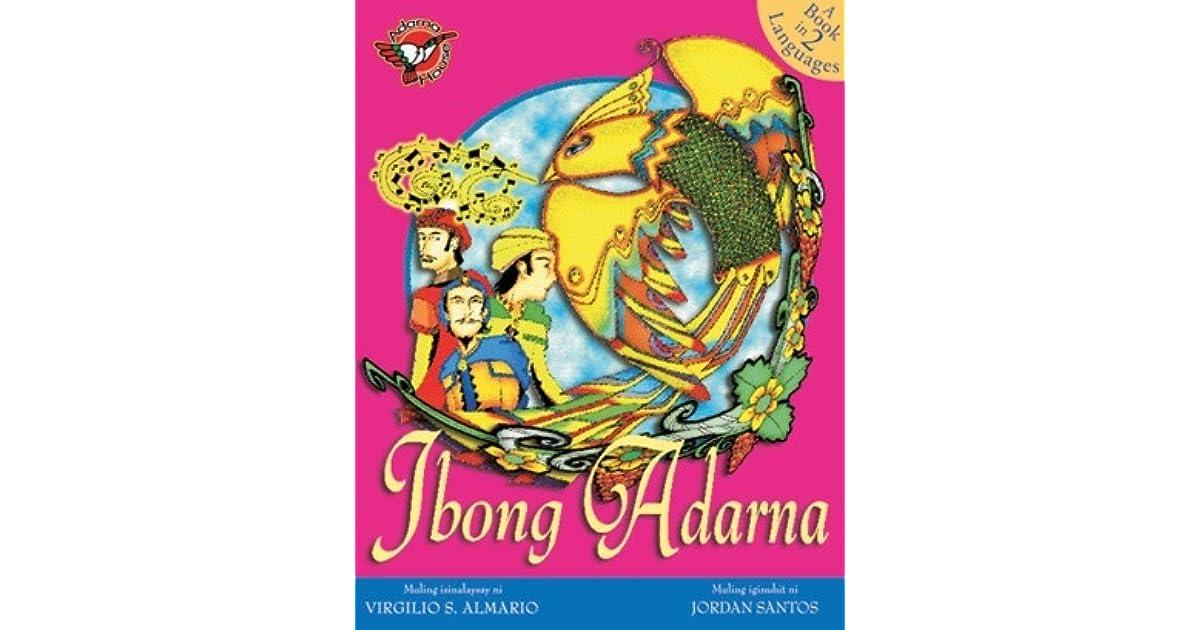 Ibong adarna by virgilio s almario fandeluxe Choice Image