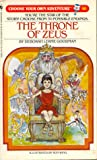 The Throne of Zeus (Choose Your Own Adventure, #40)