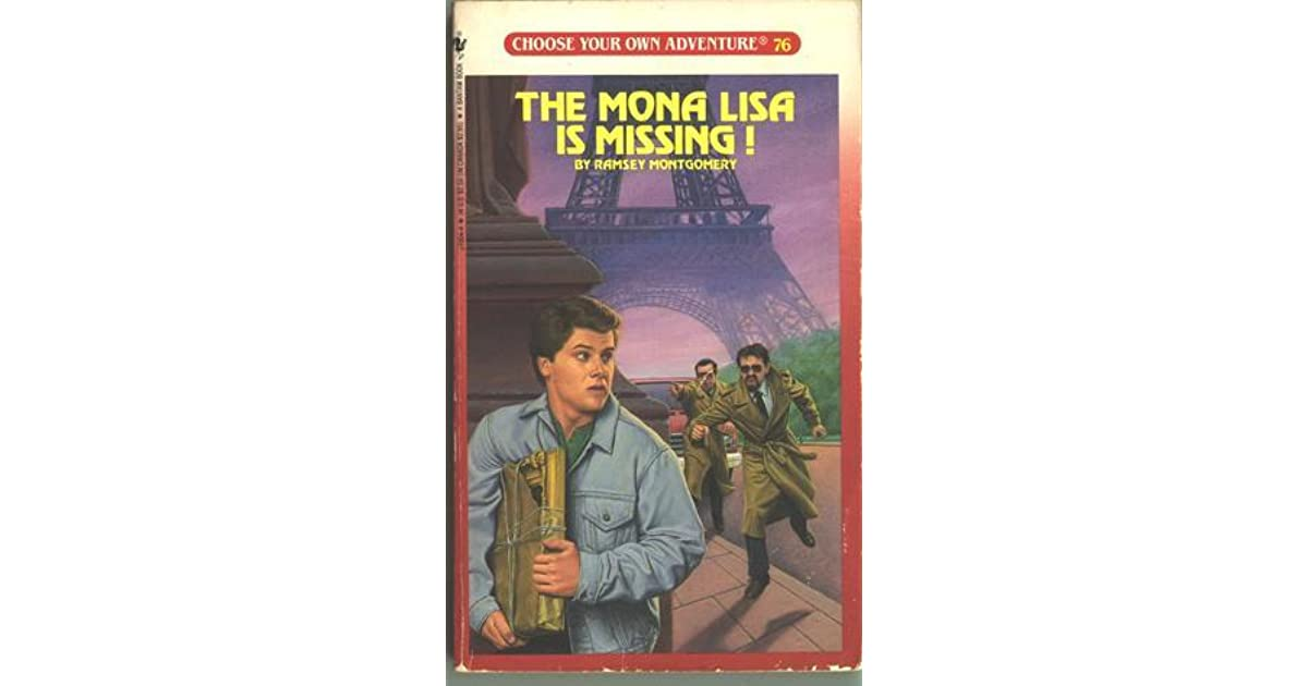The Mona Lisa is Missing! by Ramsey Montgomery