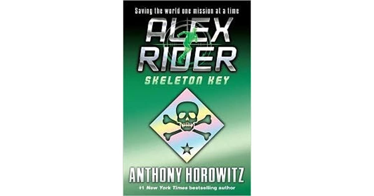 skeleton key anthony horowitz book report This action/thriller book is the third in the  alex rider series by anthony horowitz and is published by the penguin group skeleton key is a report that the.