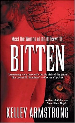 Bitten (Otherworld, #1)