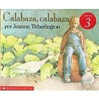 Calabaza, Calabaza
