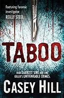 Taboo (CSI Reilly Steel, #1)