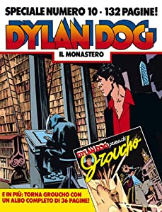 Speciale Dylan Dog n. 10: Il monastero