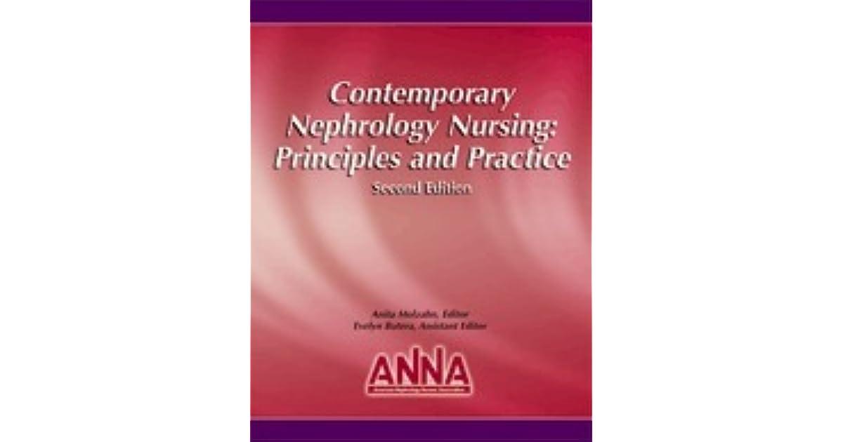 Contemporary Nephrology Nursing by Anita E  Molzahn