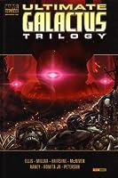 Ultimate Galactus Trilogy (Marvel Deluxe Ultimate Galactus)