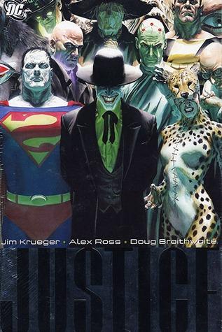 Justice, Volume 2 by Jim Krueger