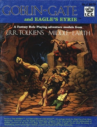 Goblin Gate and Eagle's Eyrie by R  Willner