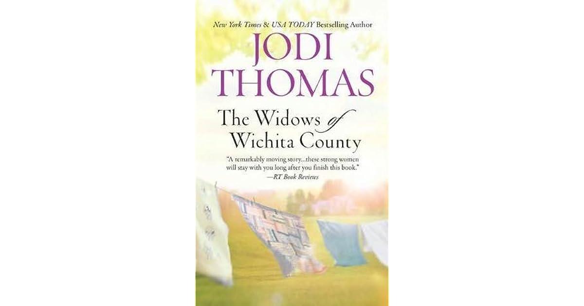 The Widows Of Wichita County by Jodi Thomas