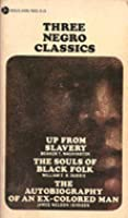 Three Negro Classics (Up From Slavery; The Souls of Black Folk; The Autobiography of an Ex-Colored Man)