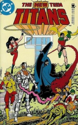 The New Teen Titans: The Terror of Trigon by Marv Wolfman