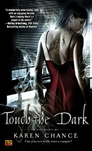 Touch the Dark (Cassandra Palmer, #1)